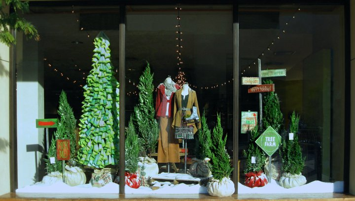 The New Victorian Ruralist: Anthropologie's Christmas