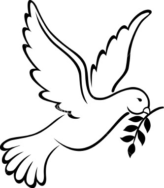 ist2_4364427 dove symbol of peace on earth