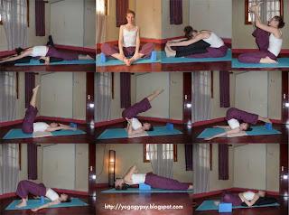 yoga gypsy restorative flow
