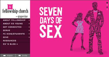 Sexo en iglesias