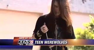 Disfraces de lobos