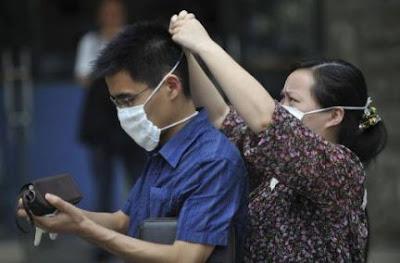 Peste en China