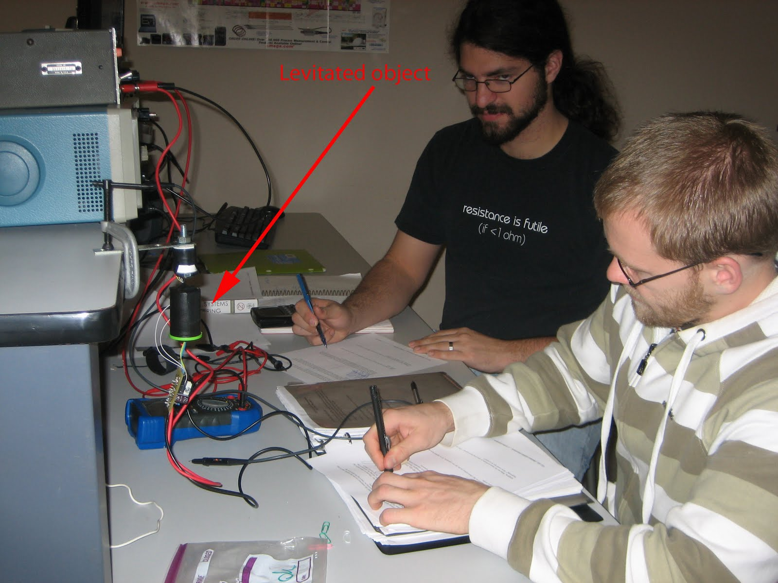 Engineering & Technology @ Penn State Wilkes-Barre: Magnetic