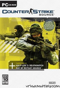 How to get counter-strike source on your mac (megaupload links.