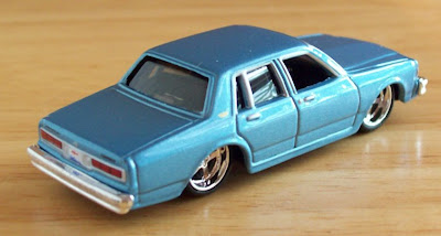 VladdyTrout Sells Vintage Diecast Cars: Chevy Caprice Diecast