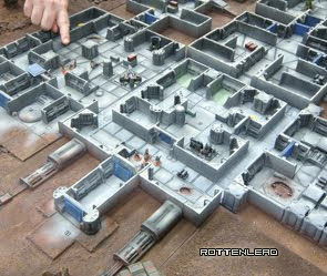15mm SCI-FI building terrain