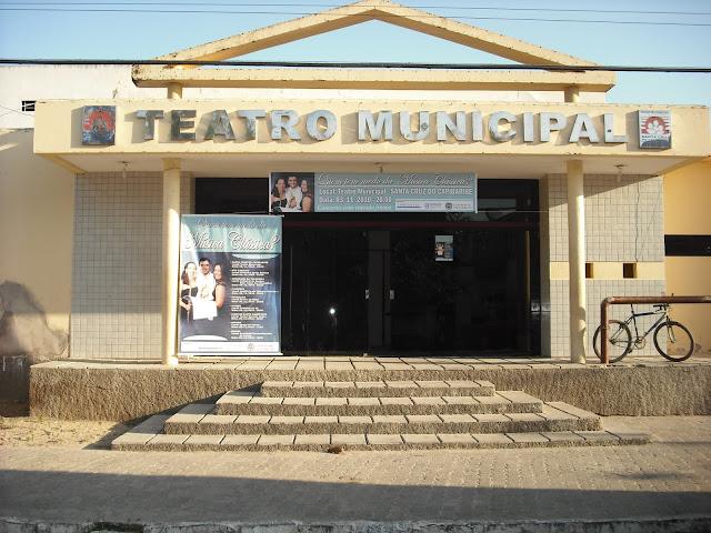Resultado de imagem para imagens do teatro de santa cruz do capibaribe