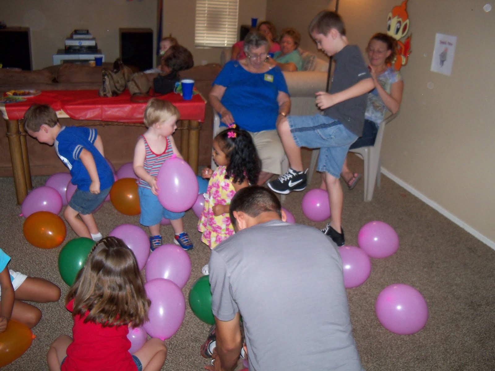 The Creative Party Mom Pokemon Adams 9th Birthday