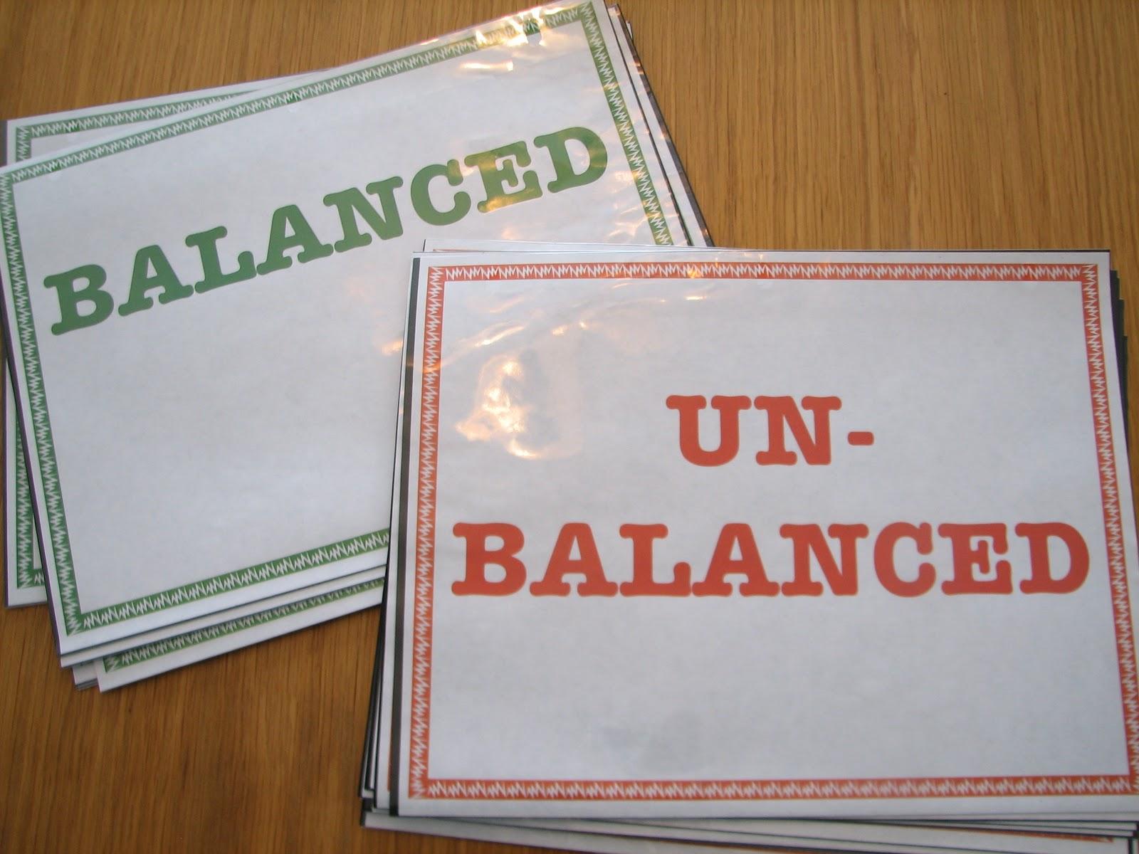 Science Matters Balancing Equations Class Survey