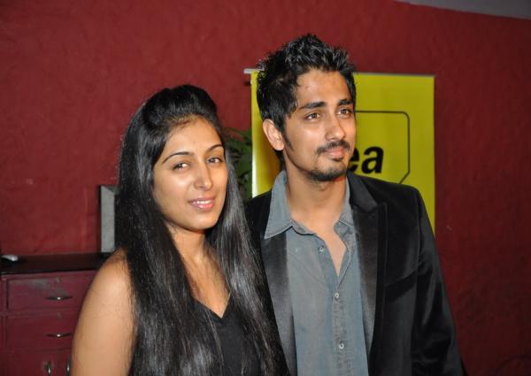Siddharth & Padmapriya