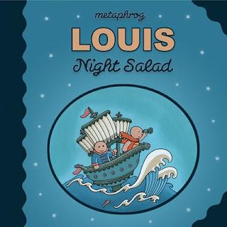路易斯–夜晚的沙拉可供8月份从钻石预览订购