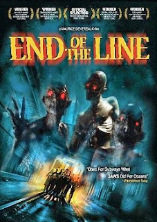 End of the Line, Poster