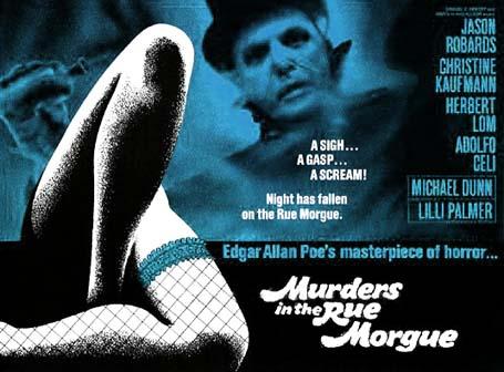 Asesinatos en la calle Morgue 1971