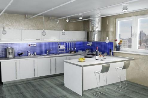 Decora tu casa fotos dise o y decoraci n de dormitorios cocinas comedores ba os jardines - Ultimos disenos de cocinas ...