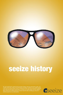 750549497218 Advertising campaign for a product which functions as both a pair of  sunglasses and a digital camera. Everything from the name to the product  itself was ...