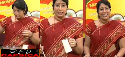 Sahayathrisex.Blogspot.com: Lakshmi Nair Rare Sexy Navels ...