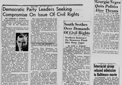 article on civil rights