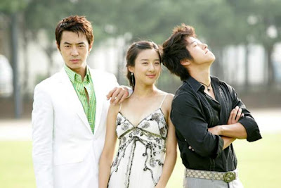 Let's Go to the Beach, drama withdrawal syndrome, Shin Hwa