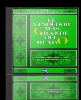 Audio Libro Motivacional El Vendedor Mas Grande Del Mun