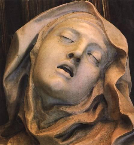 Navigating The FiniteBernini St Teresa Painting