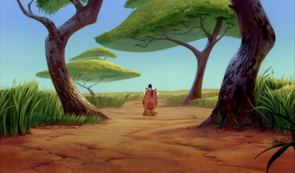 Moving Animation Backgrounds The Lion King
