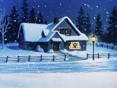 Plutos Christmas Tree.Animation Backgrounds Pluto S Christmas Tree
