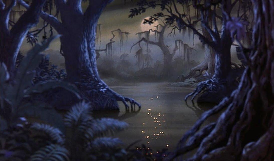 Animation Backgrounds November 2009
