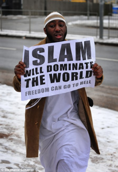 Islam will dominate the world!
