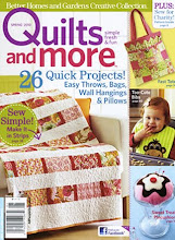 Quilts and More Spring 2010