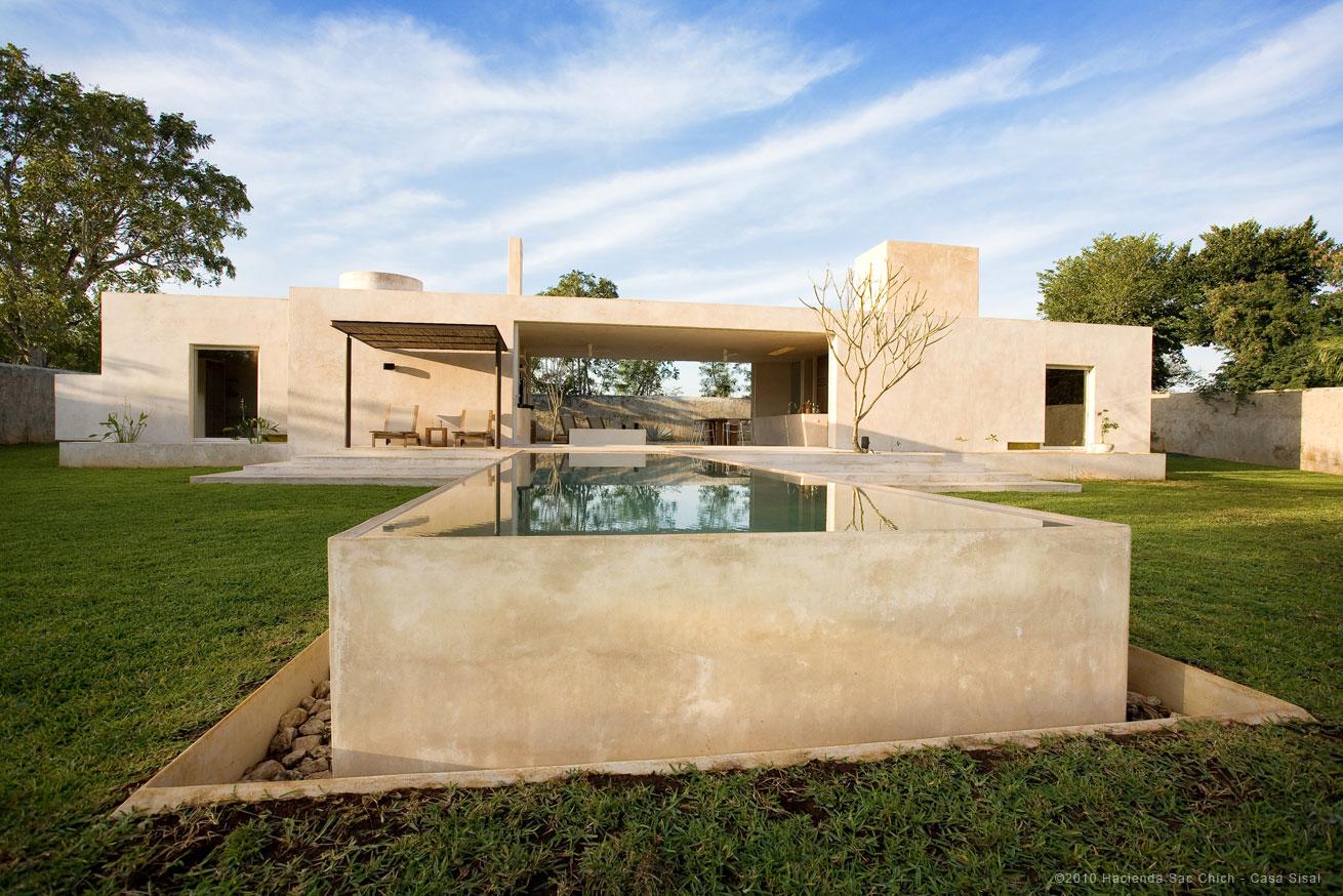 Hacienda Sac Chich Casa Sisal The Newest House At Sac Chich