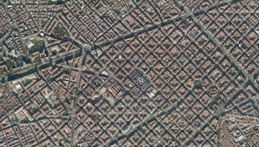 Aula De 2º Ciencias Sociales Unidad 3 Tipos De Planos Urbanos