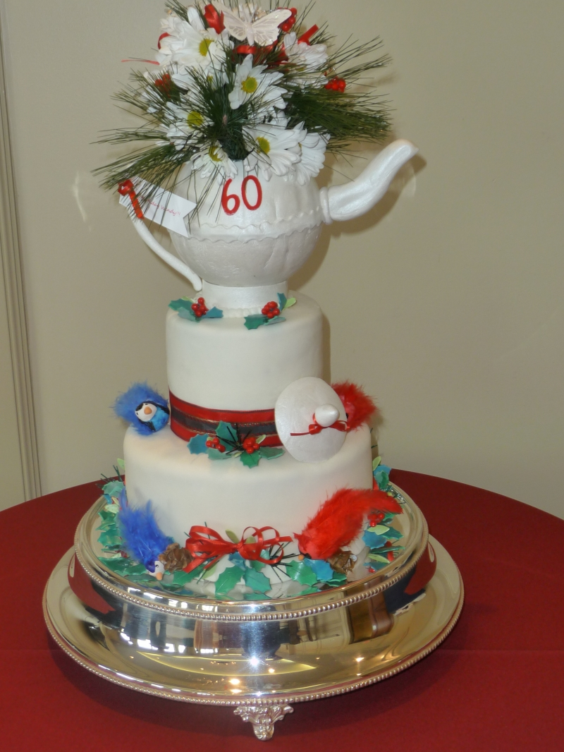 Icing On Top Cakes For Every Occasion Lenox 60th