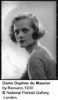 Dame Daphne du Maurier by Bassano, 1930 - copyright National Portrait Gallery