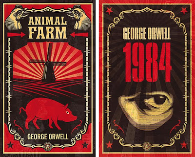 The Sell Sell Blog Obey Penguin New Shepherd Fairey Book Covers