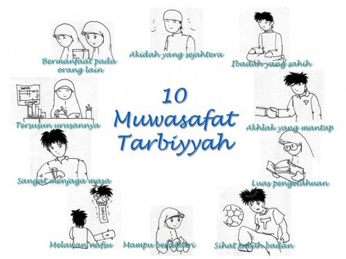 MANHAJ TARBIYAH PDF