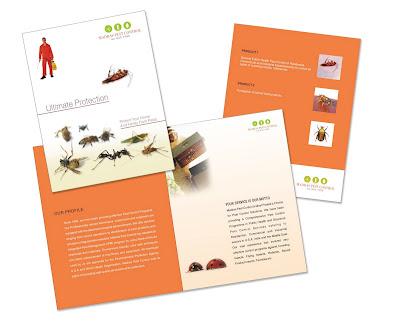 kalangiam madras pest control brochures design. Black Bedroom Furniture Sets. Home Design Ideas