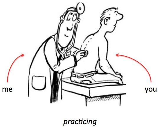 a med student walks into a bar...: Physiology Shmysiology