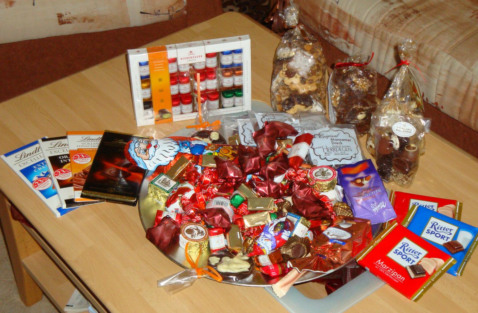 Na Mann Christmas Traditions