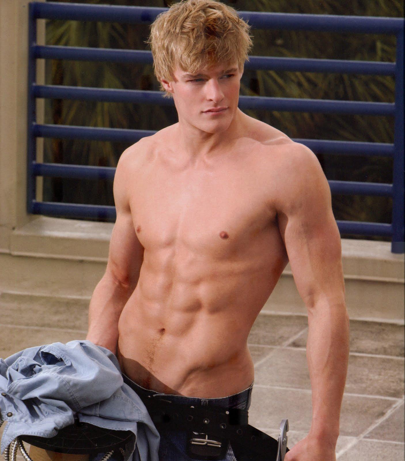 Blonde guys nude Nude Photos 29