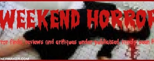Ready For Weekend HORROR?!