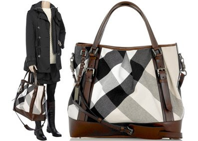 f94da592b5c6 Burberry Large Lowry Canvas Bag – BAGAHOLICBOY