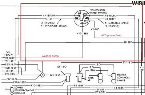volvo windshield wiper motor wiring diagram volvo wiring volvo windshield wiper motor wiring diagram volvo wiring diagrams cars