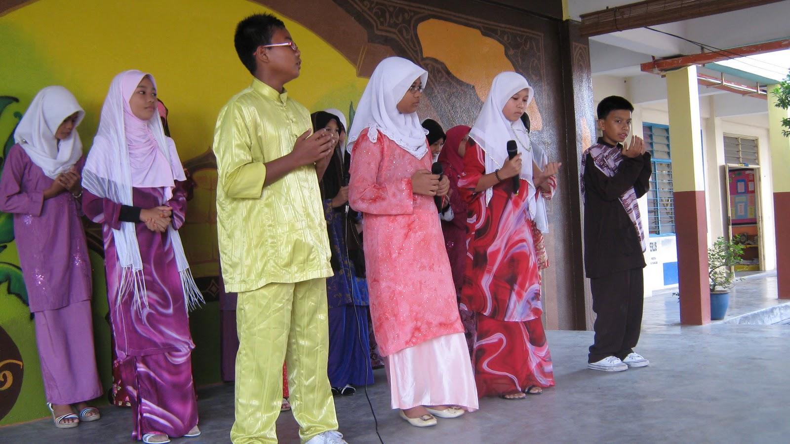 Senarai Sekolah Bantuan Penuh Kerajaan Terengganu Red Pastel F
