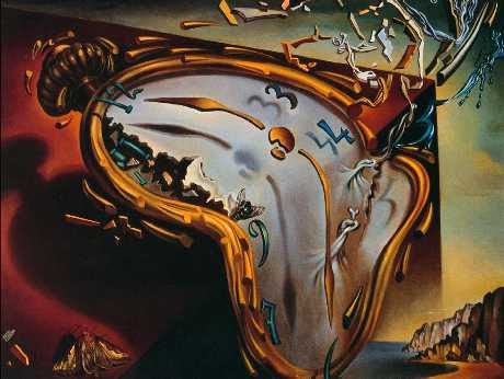Persistence of Time by Salvadore Dali