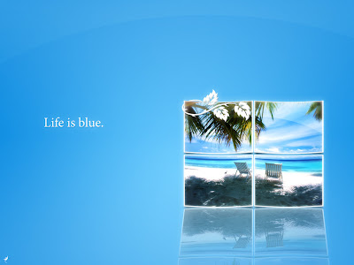 Into The Blue Cool Wallpaper | Resolution 1024x768