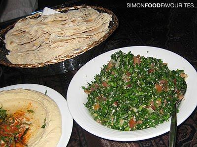 Tabouleh a lebanese delight