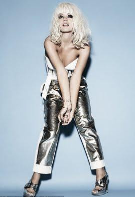 Pixie Lott Smoking Hot FHM Photoshoot