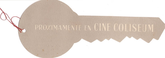 Programa de Cine - Encadenados (Troquelado) - Cary Grant - Ingrid Bergman