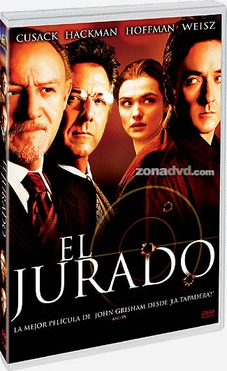 Película DVD El Jurado