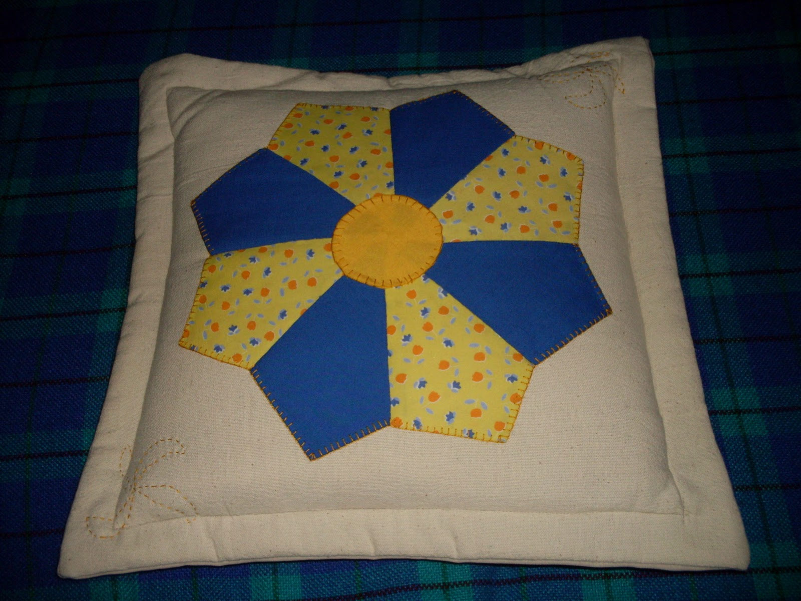 Cojines Patchwork Taller Creativo Manualidades San Jose Cojines En Patchwork
